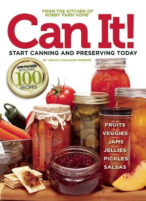 Hobby Farm Home's Canning and Preserving By Parente, Jackie